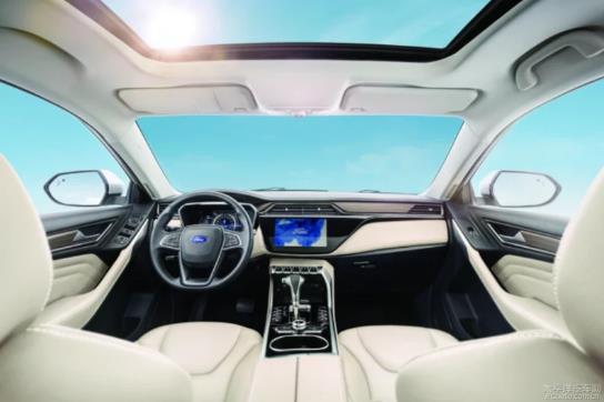 超低预算尊享豪车品质 福特领界成双十一必买物品